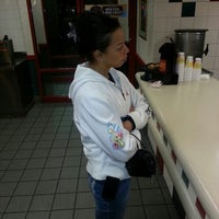 Photo taken at Arby's by Carnell S. on 1/14/2013