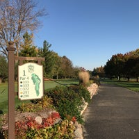 Photo taken at North Hills Country Club by Dale S. on 10/23/2016