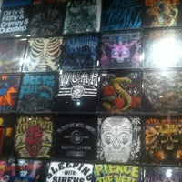 Photo taken at Hot Topic by Robert L. on 10/1/2012
