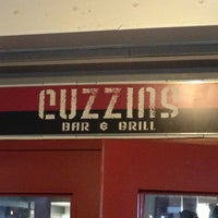 Photo taken at Cuzzin's Bar & Grill by Melissa J. on 1/5/2013