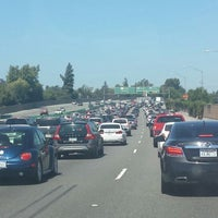 Photo taken at US-101 / I-405 Interchange by Emily B. on 5/19/2013
