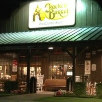 Photo taken at Cracker Barrel Old Country Store by Bill C. on 9/17/2013