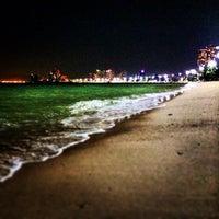 Photo taken at Pattaya Beach by Игорь З. on 12/17/2013