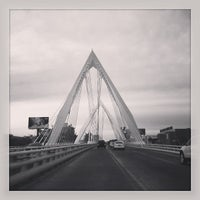 Photo taken at Puente Matute Remus by Fernando F. on 3/13/2013