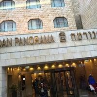 Photo taken at Dan Panorama Hotel (דן פנורמה) by Wen on 11/10/2015