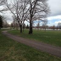 Photo taken at Sloan's Lake Park by Karen G. on 4/11/2013