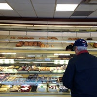Photo taken at Vitiello's Bakery by Pete C. on 3/23/2013