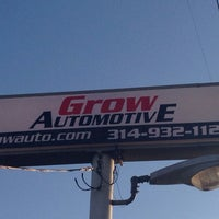 Photo taken at Grow Automotive by Christopher N. on 10/30/2013