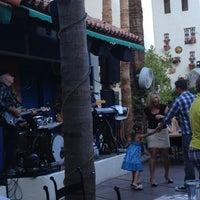 Photo taken at Las Casuelas Terraza by Pete L. on 11/4/2012