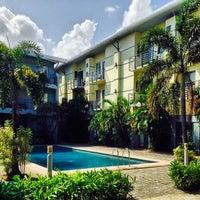 Photo taken at Technopark Hotel by JC D. on 2/15/2014