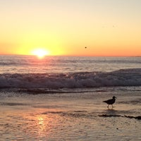 Photo taken at Zuma Beach by David K. on 10/29/2012