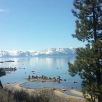Photo taken at Zephyr Cove Restaurant by Cansu K. on 3/18/2016