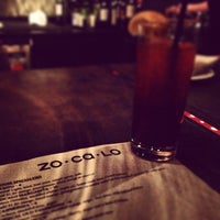 Photo taken at Zocalo by Nicole P. on 2/17/2013
