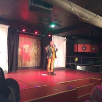 Photo taken at Cabaret Mado by Danny_3r on 1/30/2014