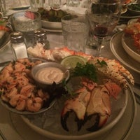 Photo taken at Joe's Stone Crab by Kimberly S. on 1/4/2015