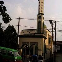 Photo taken at Masjid At-Taufiq Paledang by Curn' M. on 10/11/2012