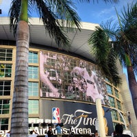 Photo taken at American Airlines Arena by Andy K. on 6/9/2013