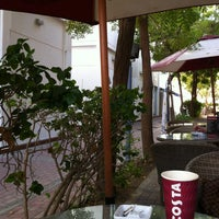 Photo taken at Costa Coffee by Mohameed A. on 3/16/2013