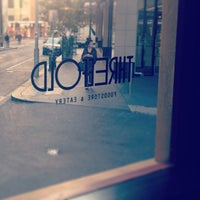 Photo taken at Threefold – Foodstore & Eatery by Sammy P. on 3/1/2013