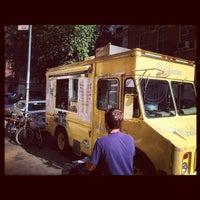 Photo taken at Van Leeuwen Ice Cream Truck - 23rd by Anthony L. on 10/20/2012