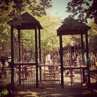 Photo taken at Bleecker Playground by Anthony L. on 10/14/2012