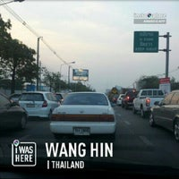 Photo taken at Wang Hin Intersection by Nooim J. on 2/15/2013