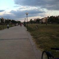 Photo taken at Αττικό Πάρκο Βριλησσίων-Χαλανδρίου by Alexander G C. on 6/30/2013