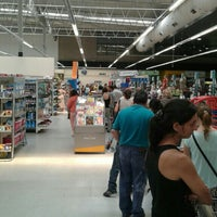 Photo taken at Carrefour by GASTON M. on 2/13/2016