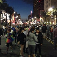 Photo taken at Hollywood Half Marathon & 5k / 10k by Louie S. on 4/5/2014
