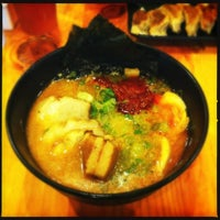 Photo taken at Ramen Yamadaya by Louie S. on 11/8/2012