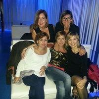 Photo taken at La Carpa Sant Cugat by Sandra B. on 11/15/2014