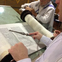 Photo taken at Sinagoga da Hebraica by Jose Luiz G. on 4/20/2013