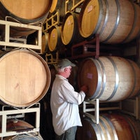 Photo taken at Claiborne & Churchill Vintners by Beth R. on 11/3/2015