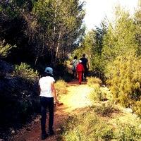 Photo taken at Atzeneta d'Albaida by Noé A. on 3/18/2014