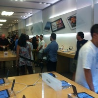 Photo taken at Apple Century City by Marc K. on 9/23/2012