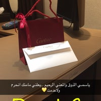 Photo taken at Cartier by alshehri. on 4/2/2016