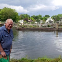 Photo taken at Sunbury lock by James S. on 6/28/2014