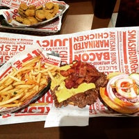 Photo taken at Smashburger by Danny M. on 6/29/2015