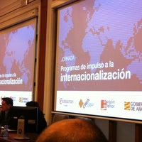 1/28/2013에 Carmen U.님이 Cámara de Comercio e Industria에서 찍은 사진