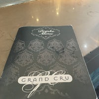 Photo taken at Grand Cru by Luis B. on 7/9/2016
