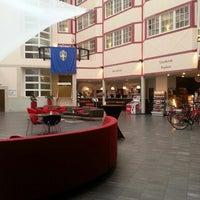 Photo taken at Scandic Star Hotel by Olga R. on 9/15/2014
