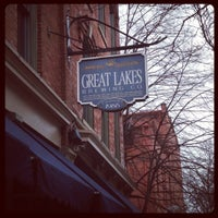 Photo taken at Great Lakes Brewing Company by Brandon W. on 11/24/2012