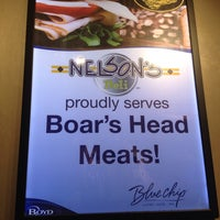 Photo taken at Nelson's Deli by Tommi S. on 6/29/2014