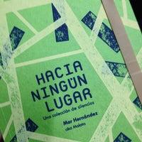 Photo taken at Librería Dadá by Melani L. on 12/13/2013