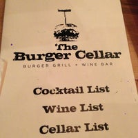 Photo taken at The Burger Cellar by 📲 Reid E. on 4/10/2013