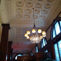 Photo taken at The Benson Hotel by Thibault J. on 3/31/2012