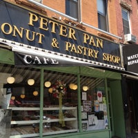 Photo taken at Peter Pan Donut & Pastry Shop by nika on 5/29/2012