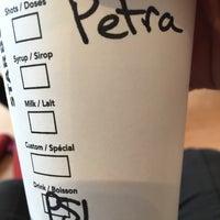 Photo taken at Starbucks by Petra W. on 9/2/2016