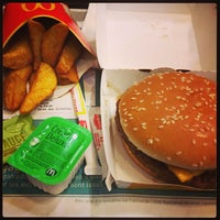 Photo taken at McDonald's by Anne H. on 2/14/2013