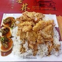 Photo taken at Shihlin Taiwan Street Snacks by Sakura L. on 2/16/2015